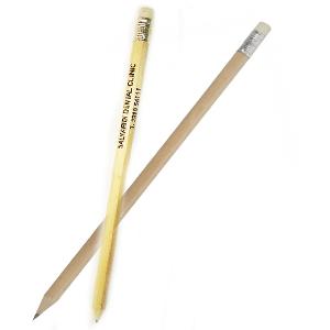 μολύβι ξύλινο με γόμα